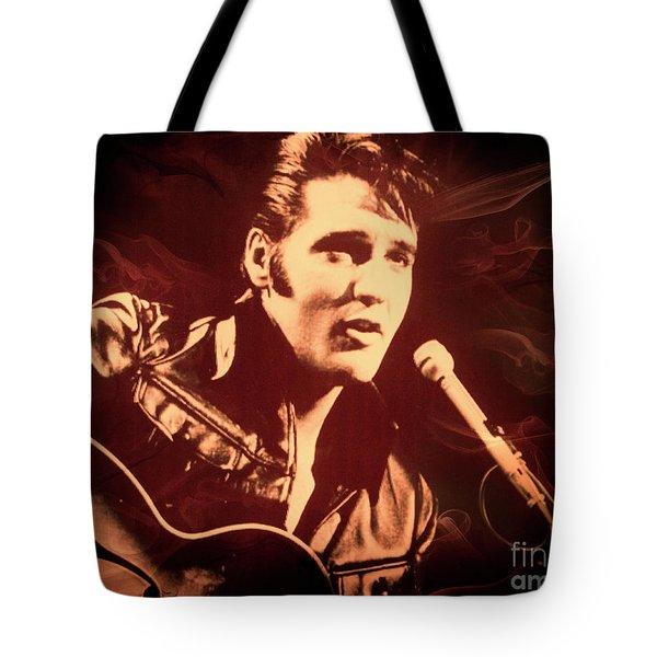 Love Me Tender Tote Bag