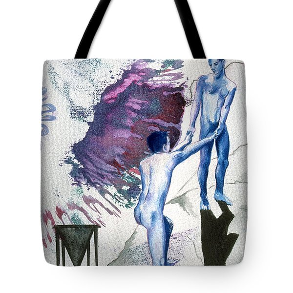 Love Metaphor - Drift Tote Bag