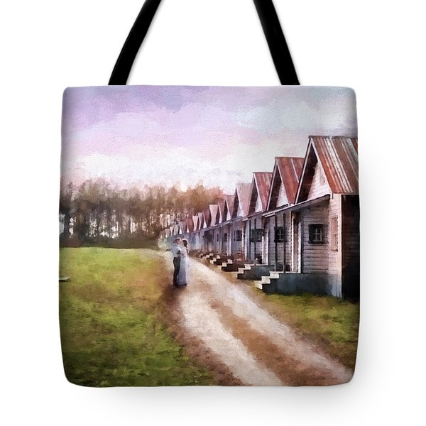 Love Never Fails - Hope Valley Art Tote Bag