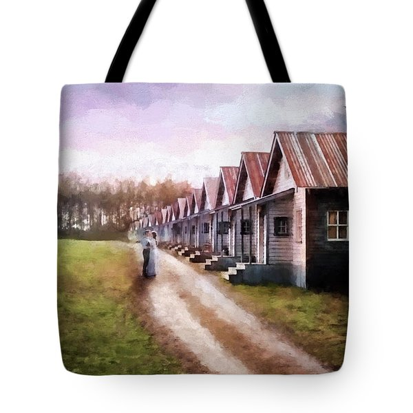 Love Never Fails - Hope Valley Art Tote Bag by Jordan Blackstone