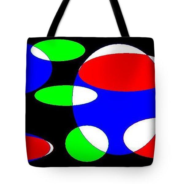 Love No. 10 Tote Bag