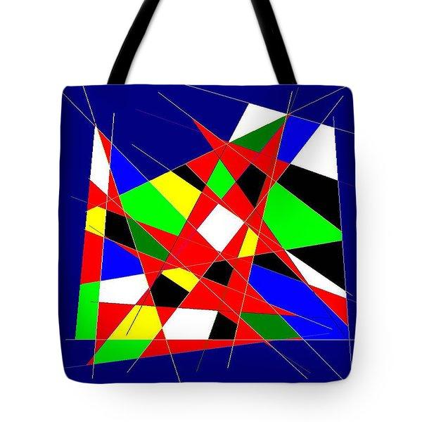 Love No. 11 Tote Bag