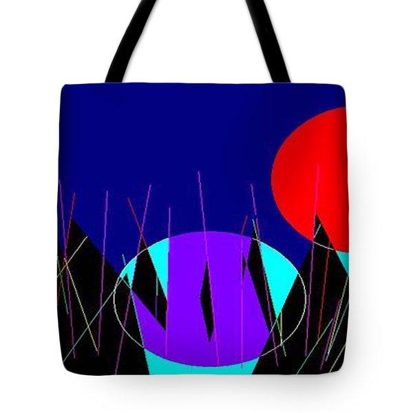Love No. 12 Tote Bag