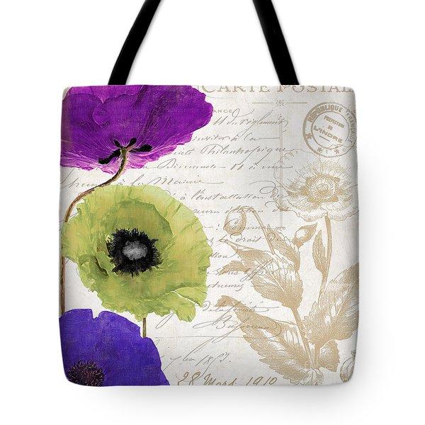 Love Notes II Tote Bag