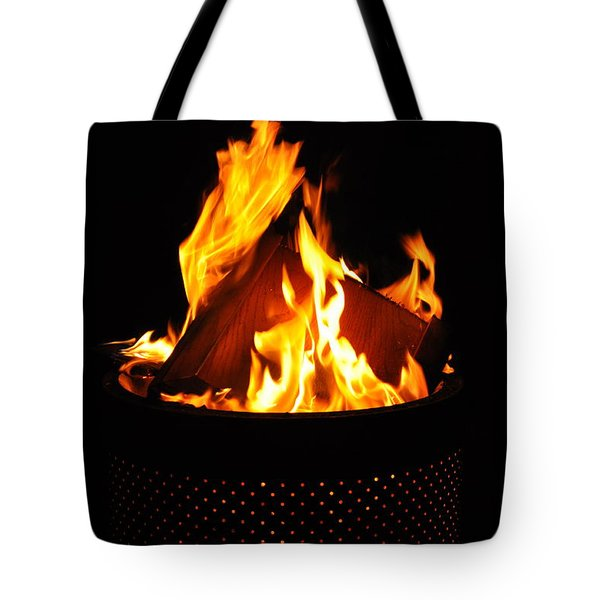 Love Of Fire Tote Bag