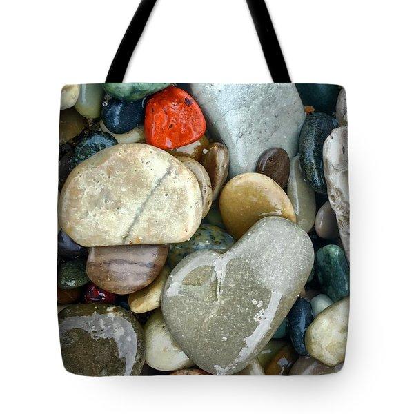 Love Of Lake Tote Bag
