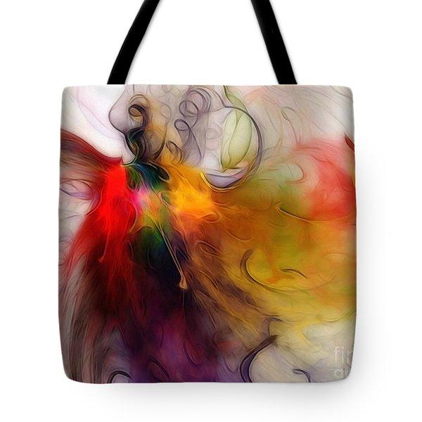Love Of Liberty Tote Bag