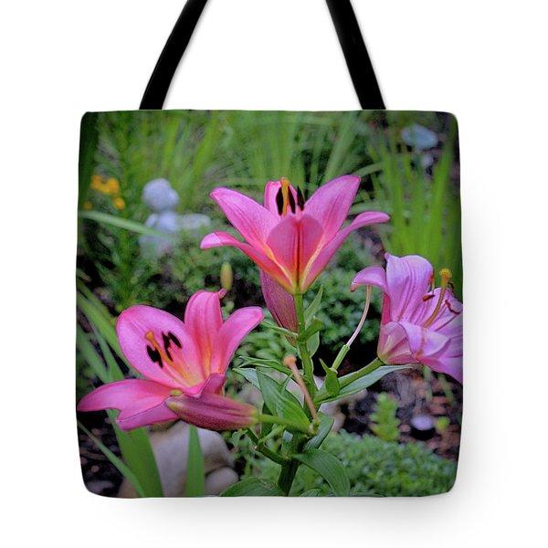 Love Of Life Tote Bag by B Wayne Mullins