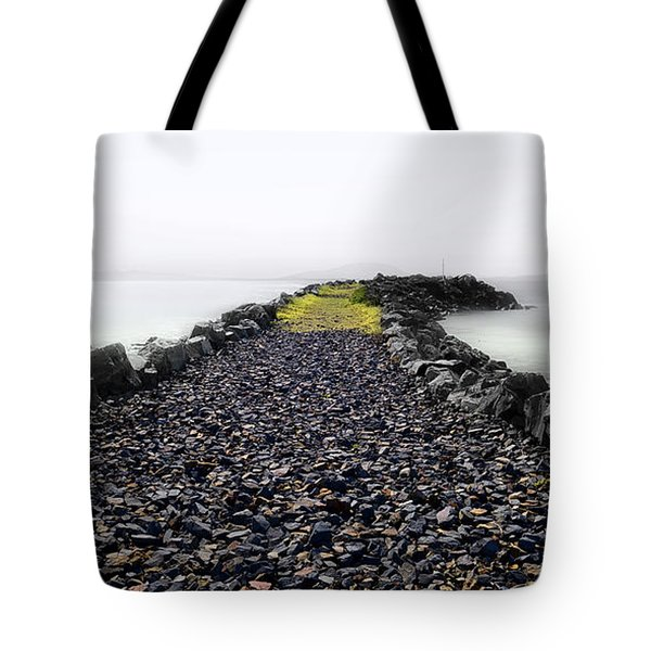 Tote Bag featuring the photograph Love Of The Sea 01. by Kevin Chippindall