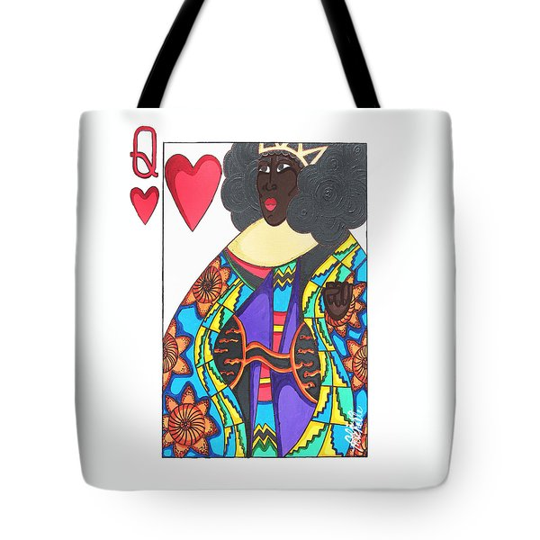 Love Queen Tote Bag