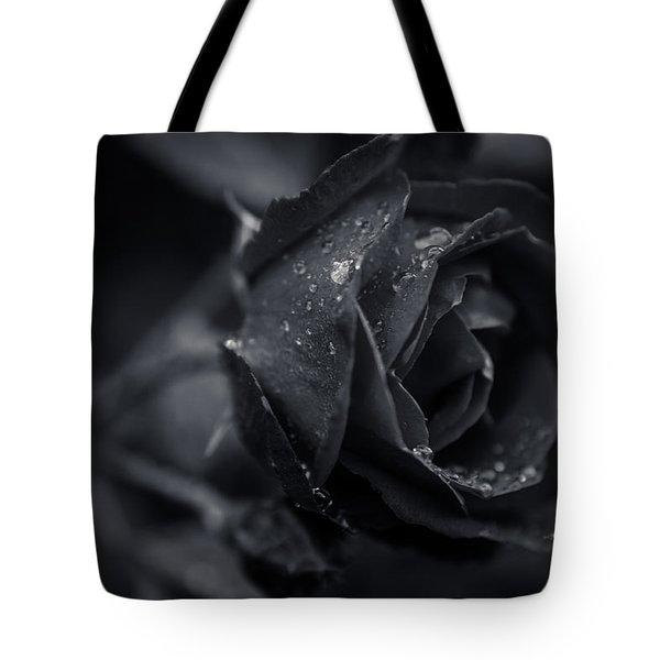 Sweet Love Roses And Water Tote Bag