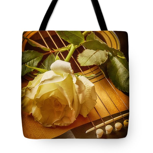Love Song In The Making Tote Bag by Swank Photography