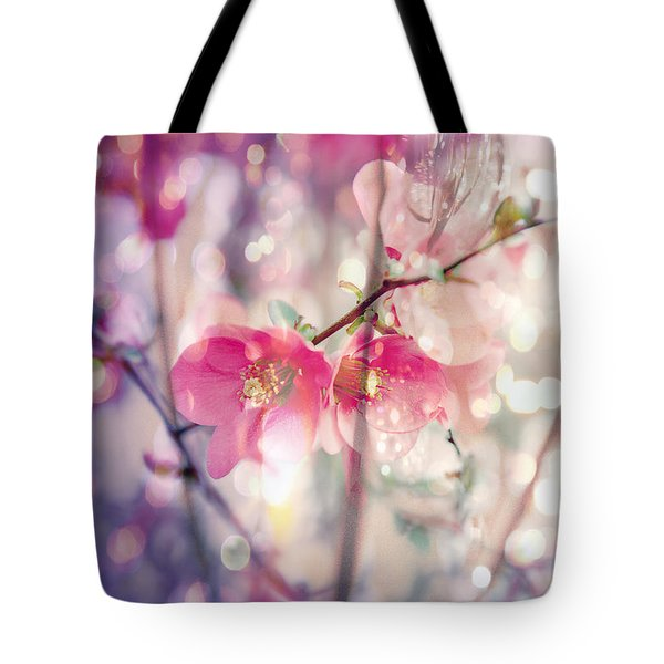 Love Song Tote Bag by Toni Hopper