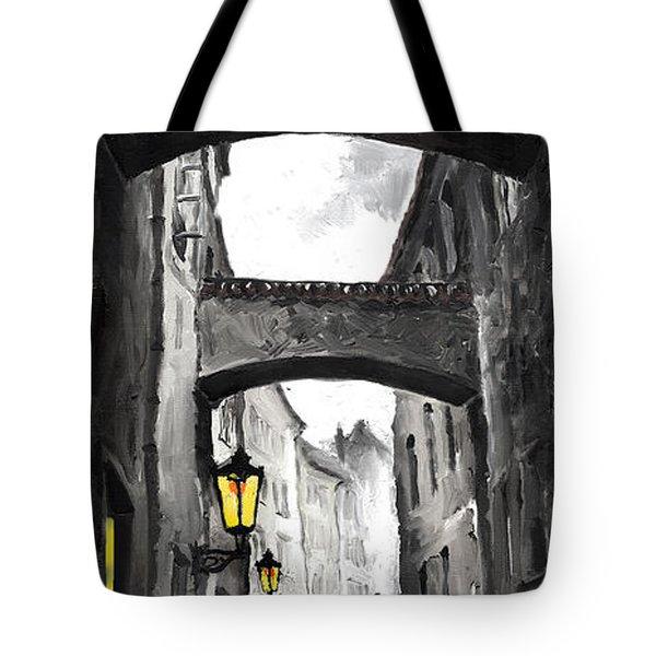 Love Story Tote Bag by Yuriy  Shevchuk
