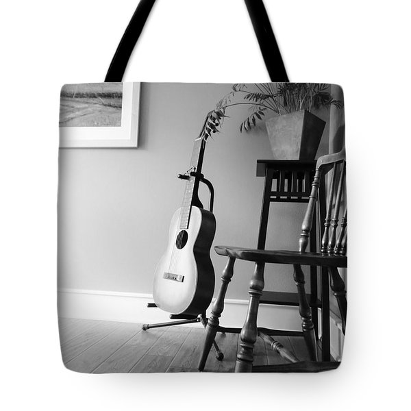 Love Strings Tote Bag