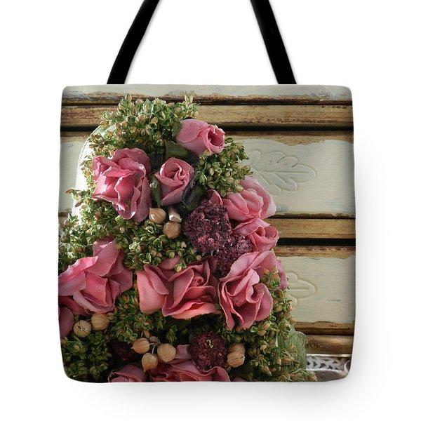 Love Symbols Tote Bag