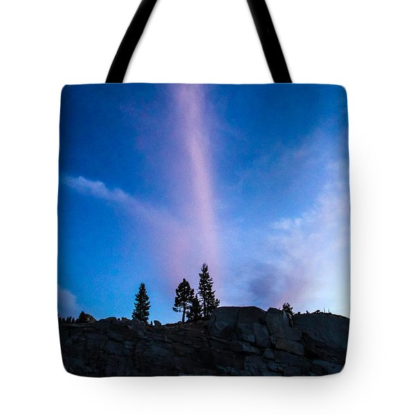 Love The Color Up High Tote Bag by Brian Williamson