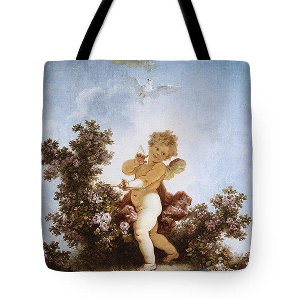 Love The Sentinel 1790 Tote Bag