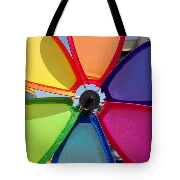 Love Wins Tote Bag by Claudia Goodell