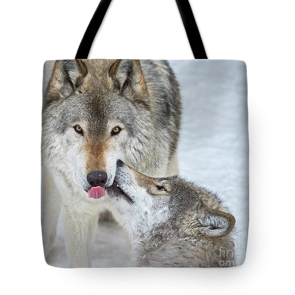 Tote Bag featuring the photograph Love You Dad.. by Nina Stavlund