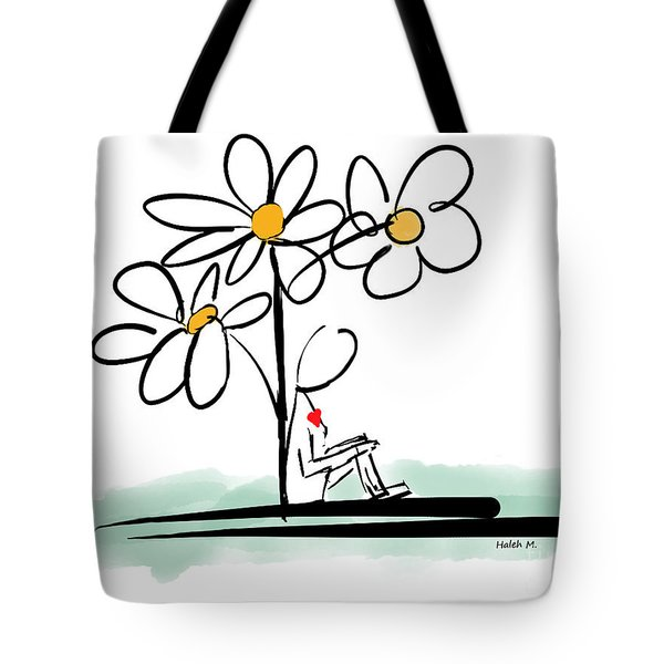 Miss You Tote Bag