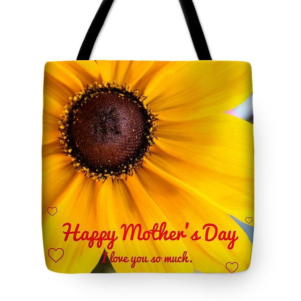Love You Mama Tote Bag