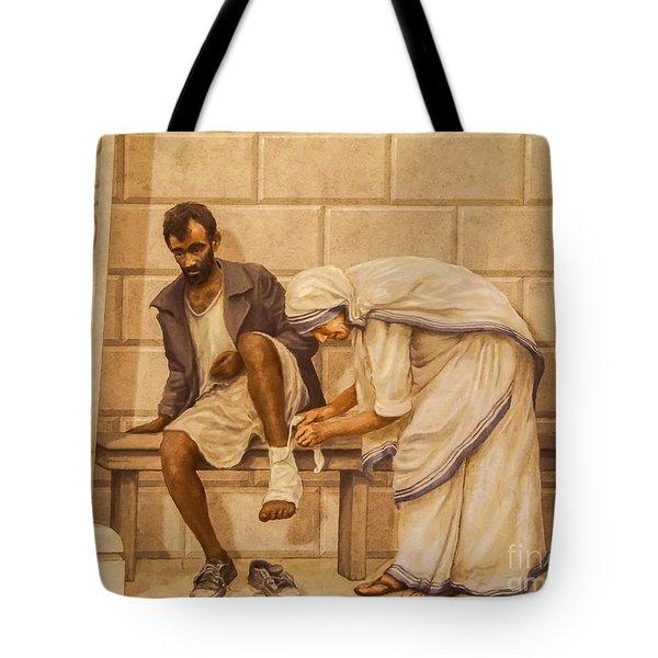 Love Your Neighbor Tote Bag