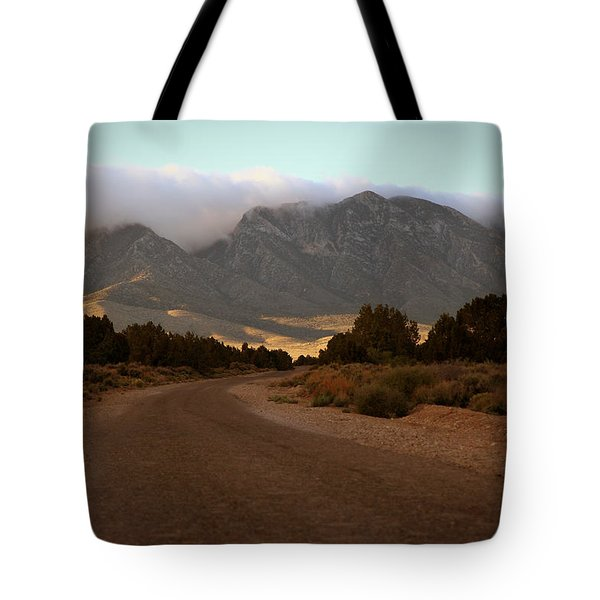 Lovel Canyon Road Tote Bag