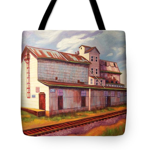 Loveland Feed And Grain Mill Tote Bag