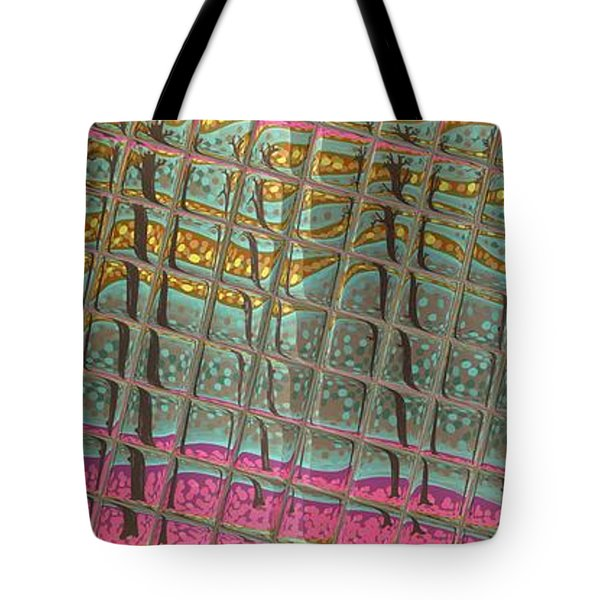 Lovells Reflections Tote Bag by Alan Hogan