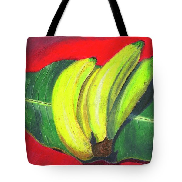 Lovely Bunch Of Bananas Tote Bag