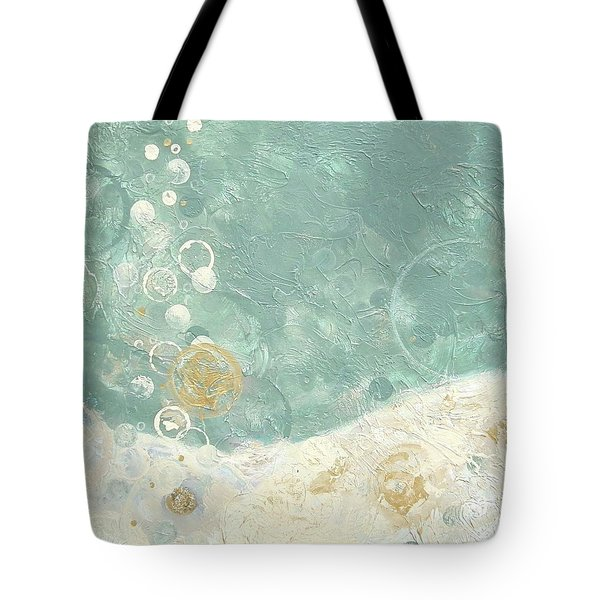Lovely Tote Bag by Kristen Abrahamson