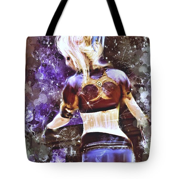Lovely Night Tote Bag