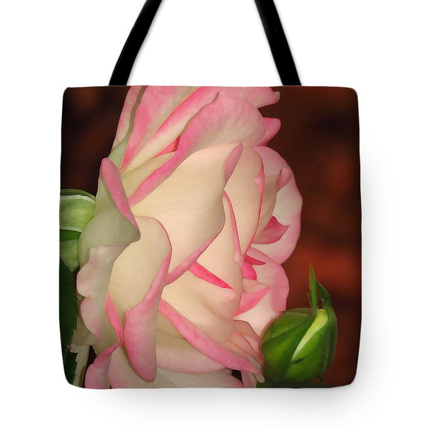 Lovely Tote Bag by Phyllis Beiser
