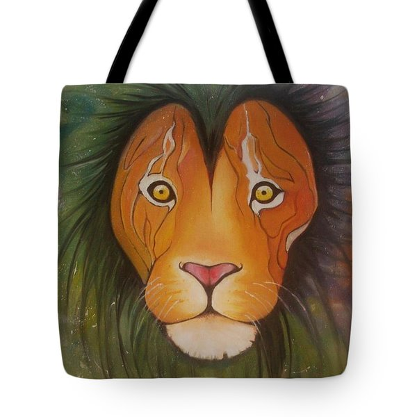 Lovelylion Tote Bag