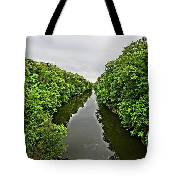 Lover's Leap Tote Bag