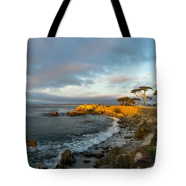 Lover's Point Tote Bag