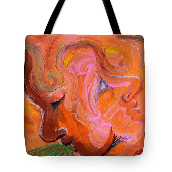Lovers Quarrel Tote Bag
