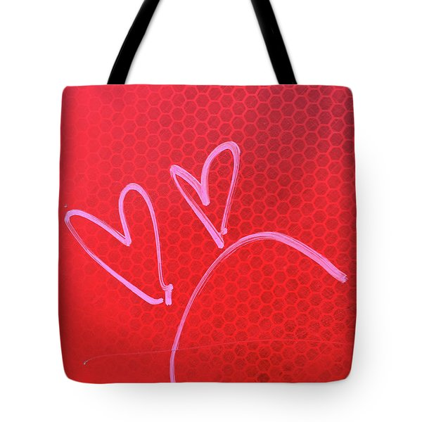 Tote Bag featuring the photograph Love's Disappointments by Art Block Collections
