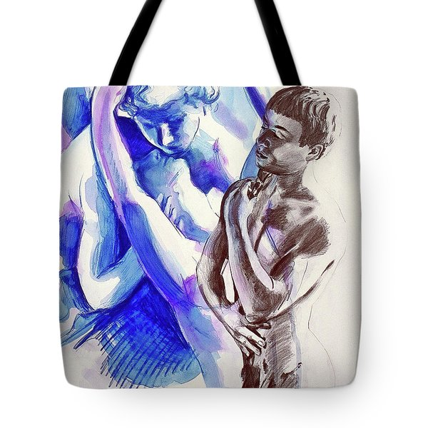 Loves Discovery Tote Bag