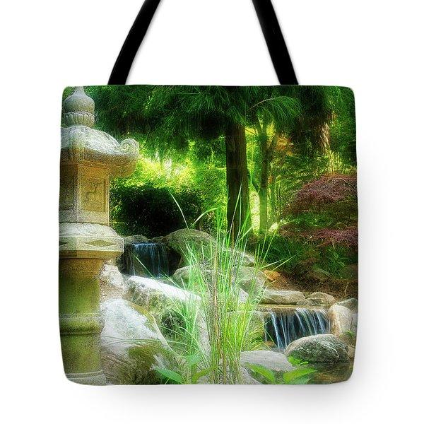 Loves Garden Tote Bag