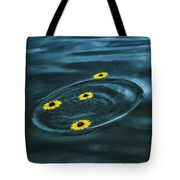 Loves Me, Loves Me Not Tote Bag