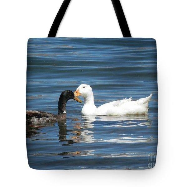 Loves Simple Way Tote Bag