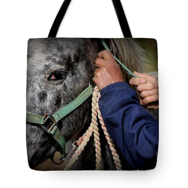 Loving Hands Tote Bag