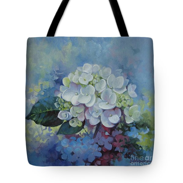 Loving Hydrangea Tote Bag