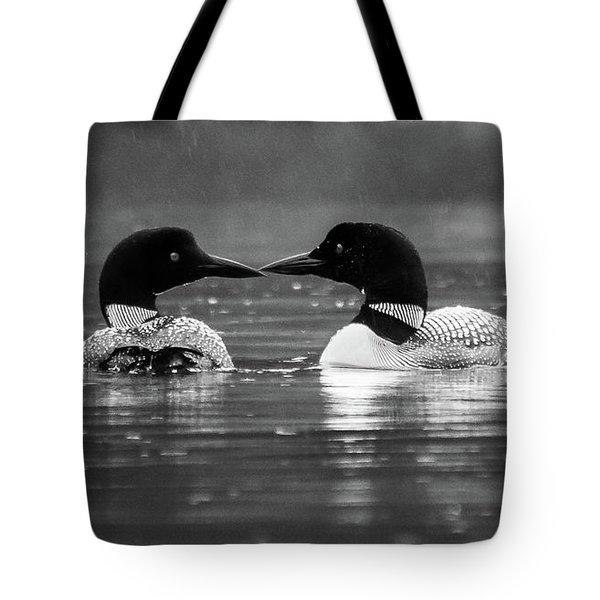 Loving Loons Tote Bag