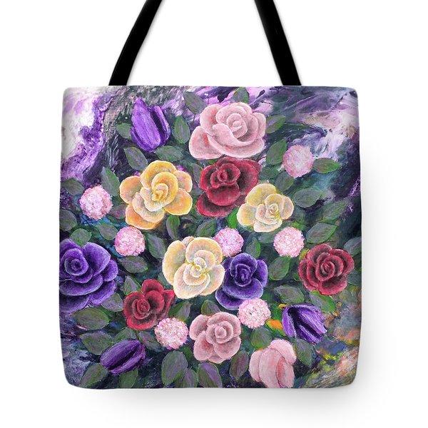 Loving Memory Tote Bag