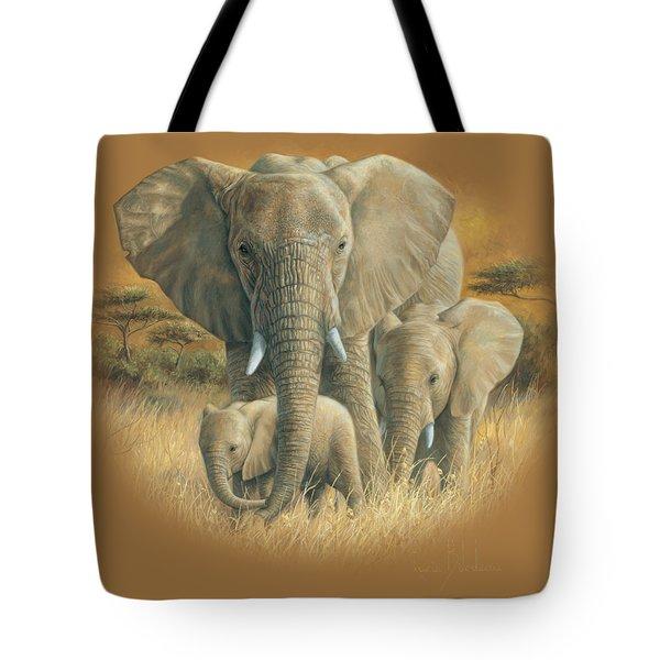 Loving Mother Tote Bag