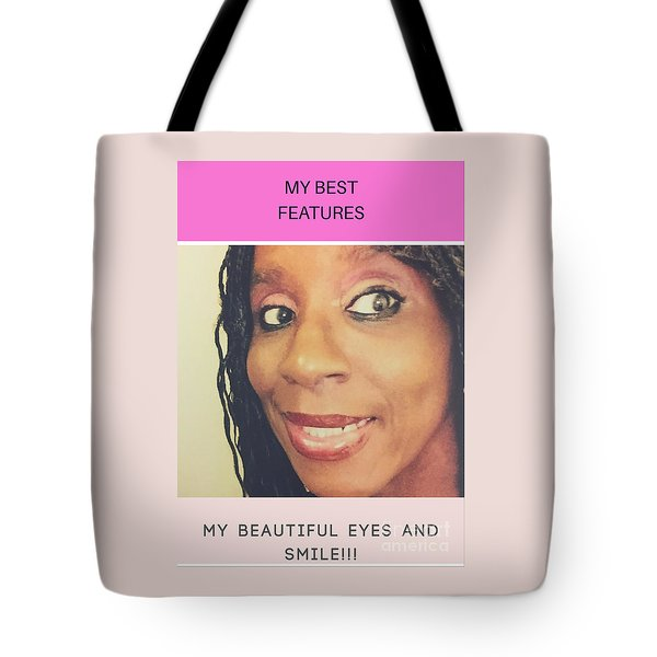 Loving My Beauty Tote Bag
