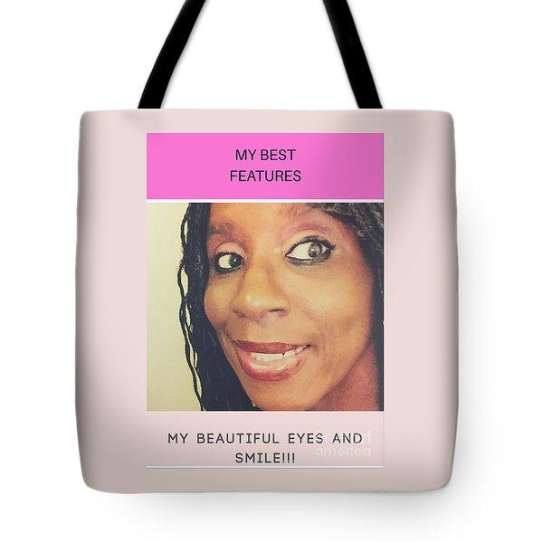 Loving My Beauty Tote Bag